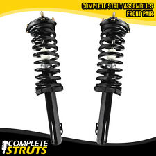05-10 Jeep Grand Cherokee Front Quick Complete Struts & Coil Springs w Mounts x2