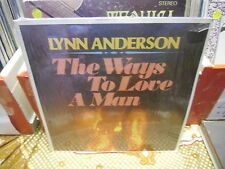 Lynn Anderson The Ways to Love A Man LP 1973 Sealed Columbia Records