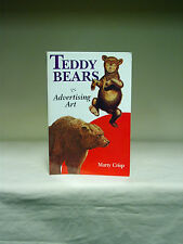 Teddy Bears in Advertising Art by Marty Crisp - paperback book