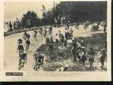 Tour de France 1938 LA FAUCILLE Cyclisme Ciclismo Cycliste cycles Photo MOTO old