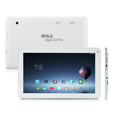 "iRULU 10.1"" Android 5.1 Lollipop Quad Core Bluetooth Dual Cam 8GB 10 INCH Tablet"