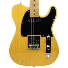 2011 Fender Telecaster Butterscotch Blonde Electric Guitar Baja Player MIM