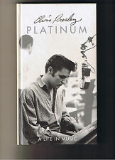Elvis Aron Presley - Platinum - A life in music platinum 4 CD Box Set