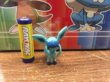4th Generation pokemon plastic figure Glaceon 1-2 inches tall NEW in U.S