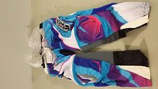 New Answer Alpha pants for motorcross motorcycle blue white size 34