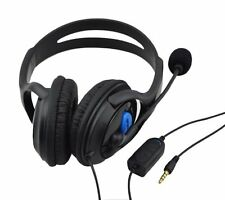 NEW HEADSET HEADPHONE FOR PLAY STATION 4 - PS4