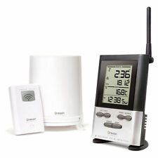 Oregon WIRELESS RAIN MONITOR RGR126N 100m Range Outdoor Thermometer & Rain Alarm