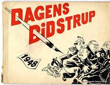 Dagens Bidstrup: N.B. teatrale over de sidste tiders politiske begivenheder