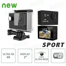 SPORT CAMERA ULTRA HD 4K