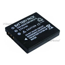 DMW-BCE10 DMWBCE10 Battery for Panasonic Lumix DMC-FS3 FS5 FS20 FX30 FX33