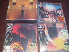 ELO SELF TITLED RARE JAPAN OBI 3 REPLICA TO THE ORIGINAL LP CD Box Set + 3 BONUS