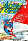 Action Comics 433 SUPERMAN Statue of Liberty Cover ADLER PEDIGREE PRODUCTION ART