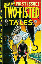 Two-fisted tales # 1 (story sampler, EC réimpressions) (états-unis, 1992)