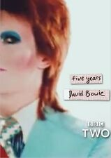 DAVID BOWIE: FIVE YEARS - BBC TWO 90 MINUTE FILM DOCUMENTARY DVD