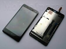 LCD Display Touch Screen Digitizer Glass Full + FRAME for Nokia Lumia 625