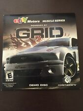eBay Motors Muscle Series Powered By Grid Codemasters Rated E 100% For charity