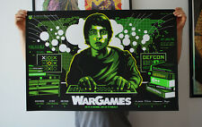 War Games Poster - Variant - James White - Limited Edition of 70