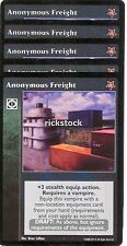 Anonymous Freight x5 TR