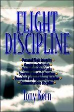 Flight Discipline by Tony Kern (1998, Hardcover)