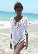 Summery versatile beach cotton summer top