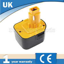 12V Battery For Dewalt DC9071,DE9037,DE9071,DE9072,DE9074,DE9075,DW9071,DW9072
