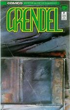 Grendel Vol. 2 # 21 (Matt Wagner) (USA, 1988)