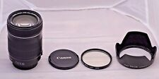 Canon EF-S 18-135mm f/3.5-5.6 IS Lens Excelent +++ Image stabilization