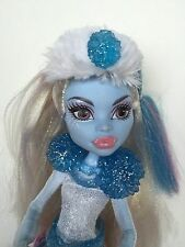 Monster High Doll Abbey Bominable Clothes Shoes Accessories Play Repaint or OOAK