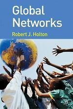 Global Networks by Robert J. Holton (2007, Paperback)