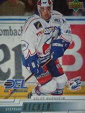 3 Stephane Richer Adler Mannheim DEL 2000-01
