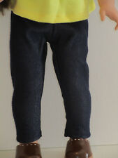 """Stretch Denim Jeans Leggings for 18"""" Doll American Girl Doll Clothes"""