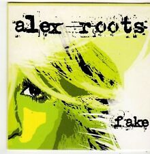 (FJ41) Alex Roots, Fake - 2009 DJ CD