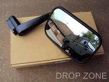 "NEW Mirror Arm & 7""x 5"" Head Land Rover 90/110/ Defender P/N:MTC5217 L/H R/H"