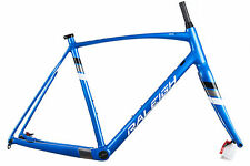 2016 Raleigh RXC Cyclocross Bike Frame Set 58cm LARGE Carbon Thru Axle Disc