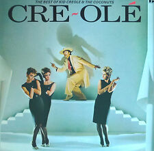 """Kid Creole & The Coconuts - Best Of - 12"""" LP - washed & cleaned - C414"""
