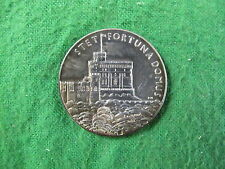 Official Silver Jubilee Medallion Of George V 1935 15.7g Approx RDL3311