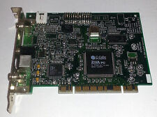 PCI Video card C-Cube ZiVA Quadrant CineMaster C 3.0 SMTC 100975 Rev 1.3 used