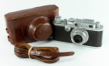 Canon S-II, Serial #17518, Serenar 35/5cm, Serial #9713, with original case