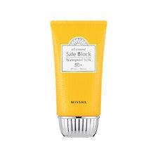 [MISSHA] All Around Safe Block Waterproof Sun SPF50 / PA+++ 50ml - Korea Cosmeti