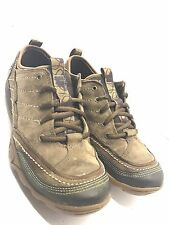 MERRELL Mimosa Lace Cocoa Suede Lace Up Shoes Size US 8