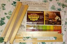 "Vintage Hobby Time Yarn Benders 15"" Weaving Loom"