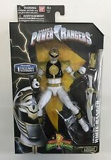 Mighty Morphin Power Rangers White Ranger Figure Legacy Collection Legacy NEW