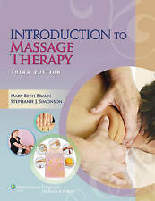 Introduction to Massage Therapy, Braun, Mary Beth
