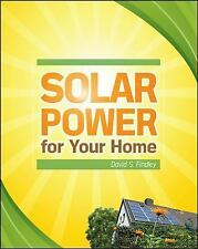 Solar Power for Your Home (Green Guru Guides)-ExLibrary