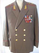 UdSSR General KGB/  General der Sowjetarmee aus 70-80-er J. Uniform Gr.54 Kitel