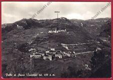 VICENZA LUSIANA 05 Fraz. VALLE DI SOPRA - COVOLO Cartolina FOTOGR viaggiata 1958
