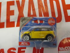 Siku 1454 Model Toy Mini Countryman Car Replica Toy Diecast Model Toy