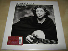 BERT JANSCH HeartBreak SEALED LP 2012 CLEAR VINYL GATEFOLD 180gram HYPE Download