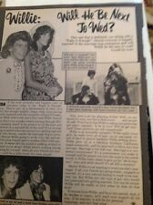 M4-2 Ephemera 1979 Article 1 Page Tv Show Eight Is Enough Bertinelli O'grady
