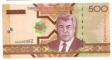 Turkmenistan   500 manat  2005     FDS UNC     Pick 19    Lotto 3419
